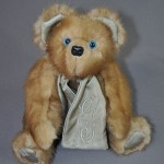 Grandmother's Mink Stole Becomes Huggable Memory Bear