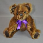 Fur Stole Converted Into Cute Memory Bear