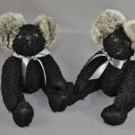 Fur Jacket is now Two Special Memory Bears