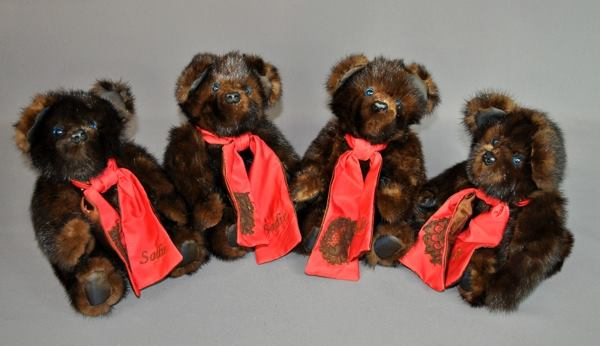Remembering Mom With Four Memory Bears