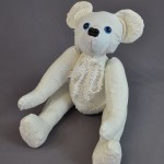 wedding dress bear05