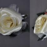 MF corsage petal rose WD